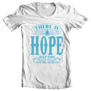There is Hope Help Cure Type 1 Diabetes