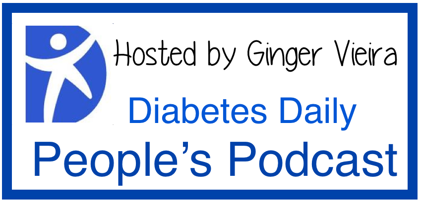 Podcast: Living with Diabetes and Diabetes Burnout by Ginger Vieira